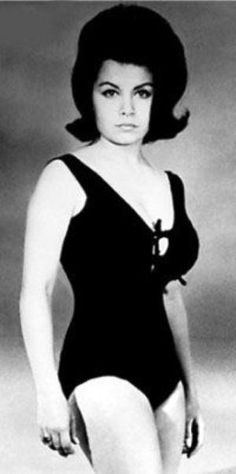 Annette Funicello- my middle name sake...mom watched alot of mickey mouse club..sb
