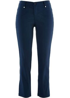 Flattering Fit Ankle Grazers