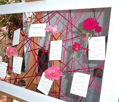 tableau cornice con fiori e nastri