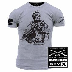 Shop Grunt Style - Tactical Lincoln T-Shirt - GovX Exclusive deals at GovX!  We offer exclusive government and military discounts. Register for free  today!