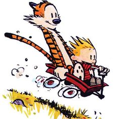 7 Best Calvin And Hobbes Wallpaper Images Calvin And Hobbes