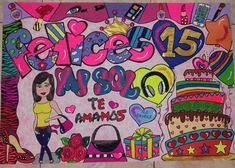 15 Agus Diy Birthday, Birthday Gifts, Happy Birthday, Grammar Book, Bff, Diy And Crafts, Lily, Lettering, Creative