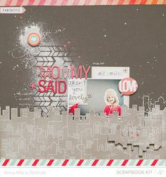 Aren't you lovely :: [Main Kit Only] by by Anna-Maria Wolniak at @Studio Calico 'Neverland' kits