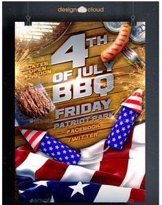 the 25 best july 4th flyer template images on pinterest flyer