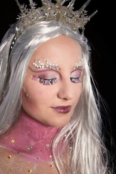 Friendly snowqueen! Make-up by facebook.com/sofiemua