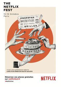 Du 15 au 19 octobre, le service de streaming organise un festival très surprenant. Voilà tout ce que l'on sait déjà !Le festival pour chacun de n...