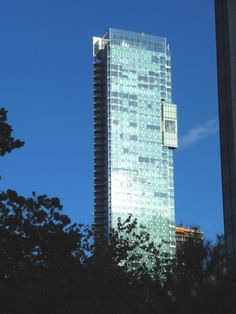 Living Shangri-La.  It was designed by James K.M. Cheng Architects Inc. and was completed in 2009.  At 197 metres (62 Floors) it is the tallest building in Vancouver.