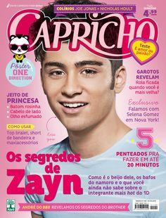 Zayn  , eu te amo muito e quando você vi pra Bahia ' eu vou no show