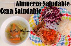 Almuerzo Saludable y Equilibrado 6 - Cena Saludable 5 - Dey Palencia Reyes