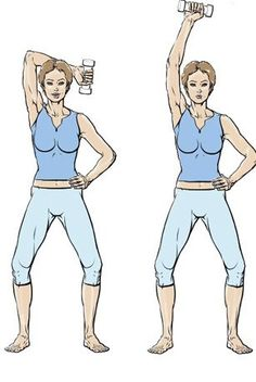 5 exercices pour muscler ses bras - Exercice 1 : l'ensemble des bras