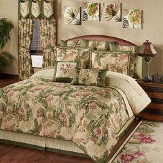 Tropical Haven Comforter Bedding