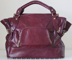 Hey, I found this really awesome Etsy listing at https://www.etsy.com/listing/194882416/leather-satchel-purple-leather-handbag