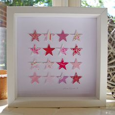 paper stars picture by lolly & boo | notonthehighstreet.com