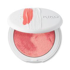 Kiko Blending Wave Multicolor Blush * Check out the image by visiting the link. Makeup Kiko, Best Mac Makeup, Soft Makeup, Simple Makeup, Face Makeup, Makeup Brushes, How To Do Makeup, Lots Of Makeup, Blushes