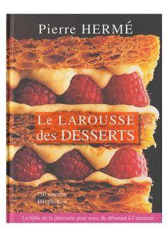 des recettes de desserts
