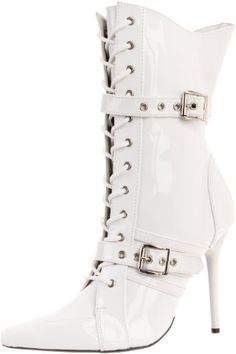 Pleaser Women's Milan 1022/W Boot « Shoe Adds for your Closet
