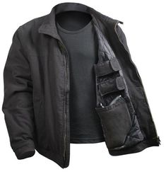 - Keeps You Warm From Fall To Spring - Casual Jacket With Tactical Twist - Washed 100 Cotton Outer Shell - Comfortable Polyester Inner Lining - Brass Color Zipper (Right Hand Pull when worn) - Tactical Wear, Tactical Jacket, Tactical Clothing, Tactical Survival, Survival Gear, Apex Tactical, Survival Clothing, Concealed Carry Jacket, Cotton Jacket