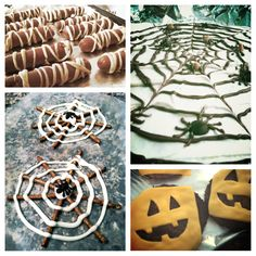 Homemade Halloween Goodies!! :D