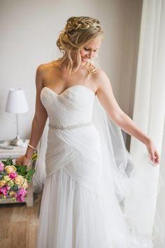 Karen - The Bridal Hair Artist www.bridalhairartist.com Instagram @thebridalhairartist  Central Coast NSW Central Coast, Bridal Hair, Wedding Dresses, Hair Styles, Artist, Instagram, Fashion, Bride Dresses, Hair Plait Styles