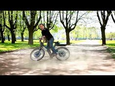 Electric bicycle with Magic Pie 3 Presentation from MIROMAX - YouTube