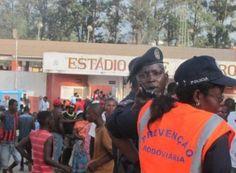 SERROTENEWS: Tragédia em partida do Campeonato Angolano deixa a...