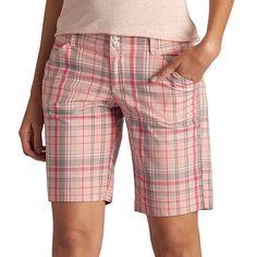 Women's Lee Essential Bermuda Shorts, Size: 8 - regular, Ovrfl Oth