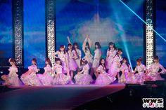【ライブレポート】トリはAKB48! 5月20日発売の40thシングル『僕たちは戦わない』を披露!GirlsAward 2015 SPRING/SUMMER