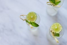 Lemongrass Gin and Tonic Cocktail   aidamollenkamp.com