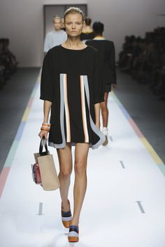 FENDI Woman SS13 Ready to wear