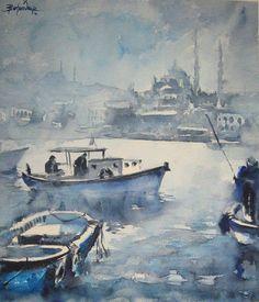 Tekneler 2, Burhan Ozer