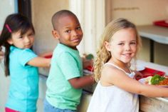 Tell Your Lawmaker to help children eat healthy foods for school lunch