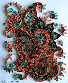 Arts Quilling: Quilling for beginners