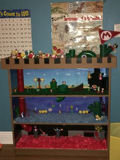Easton's Mario Playhouse