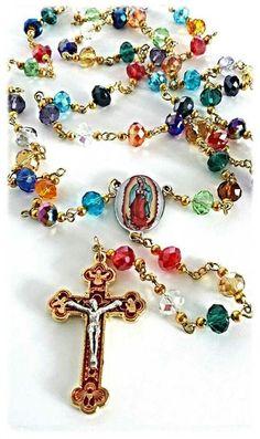 Nuestra Señora de Guadalupe #rosary #OurLadyofGuadalupe #rosario