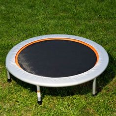 10-Minute Trampoline Workout