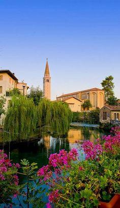 Sacile, province of Pordenone, Friuli-Venezia Giulia region, Italy