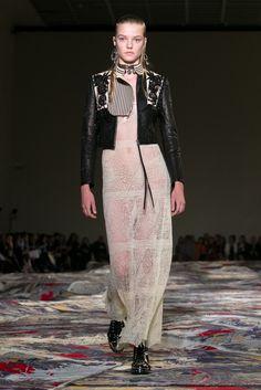 Sarah Burton's designs for next spring.