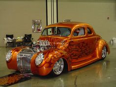 1939 Ford Hot Rod Coupe