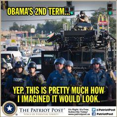 Humor: Obama's 2nd Term — The Patriot Post