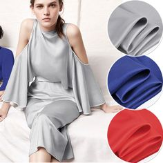 Find More Fabric Information about h1601f sandwash silk charmeuse satin fabric,High Quality satin velvet fabric,China fabric organic Suppliers, Cheap fabric connectors from halo silk shop on Aliexpress.com Silk Satin Fabric, Fabric Suppliers, Silk Charmeuse, Sewing Crafts, Halo, Velvet, Organic, China, Pretty