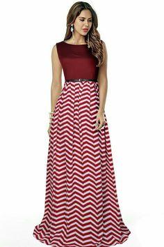 Tafeta Silk   Premium Silk Gown Kurti with Inner Ready To Wear Dress JD3 by  RameshCreation 76b87f0a9
