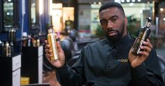Black-Owned Male Grooming Brand Finds Huge Success Overseas - Shear & Shine is a black-owned business that sells products for black men. The products are for grooming needs related to beards, skin and Afro Caribbean hair care. The company was founded by Aaron Wallace, a barber and entrepreneur from London, United Kingdom.  Wallace created the first ever black-owned male grooming brand in the UK to fill a gap in black men's grooming products. His product line includes hair and body products…