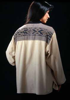 Woven Beadwork Jacket by Chickasaw Designer Margaret Roach Wheeler, So Very Beautiful !! <3