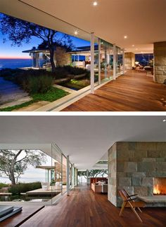 Contemporary Hillside Residence in California with Stunning Views  January 09, 2012 By: archinhome Category: contemporary house design