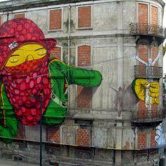 Os Gemeos - Brazil