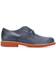 TOD'S Classic Derby Shoes. #tods #shoes #shoes