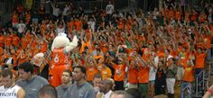 "Join the ""Storm Surge"" at a Miami Hurricanes basketball game"