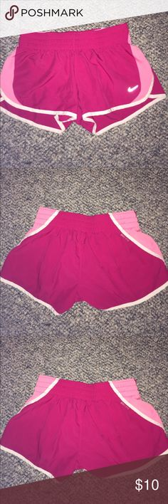 Pink Girls' Nike Shorts They are in perfect, new condition! Nike Bottoms Shorts