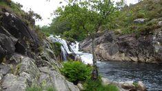 Caldeiras do Río Castro. Merendero, capilla, barbacoas y una ruta en plena naturaleza para ver las piscinas que forma el río.
