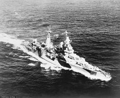 The vessel had completed its job of delivering parts of the first atomic bomb to…